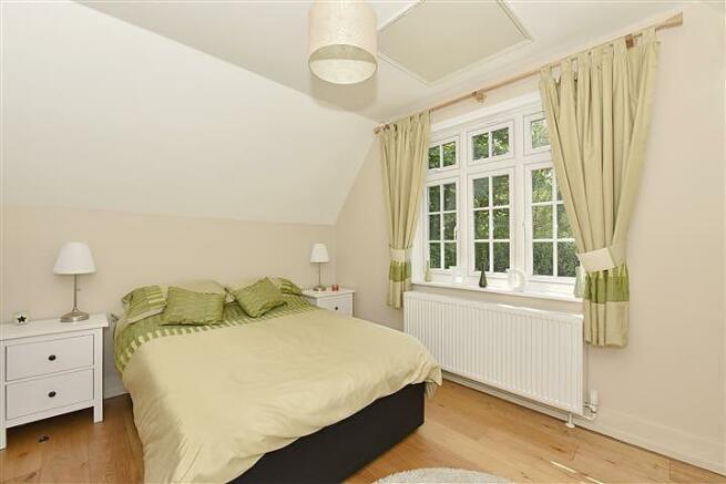 west lodge bedroom
