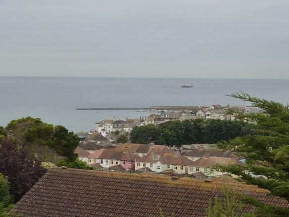 View to the Cobb