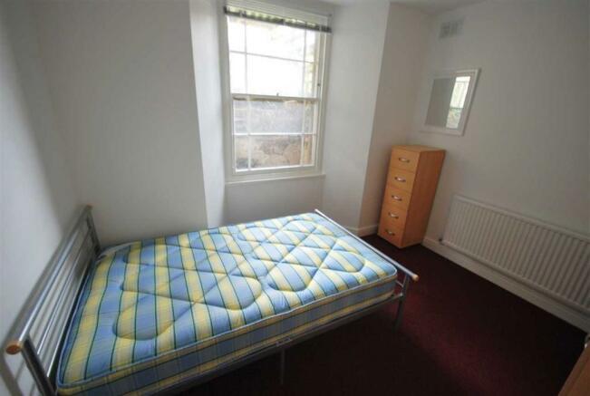 Bedroom one - LET