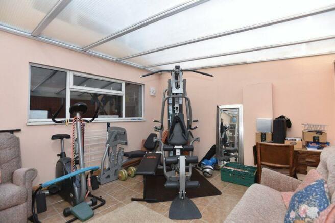 Gym at front o...