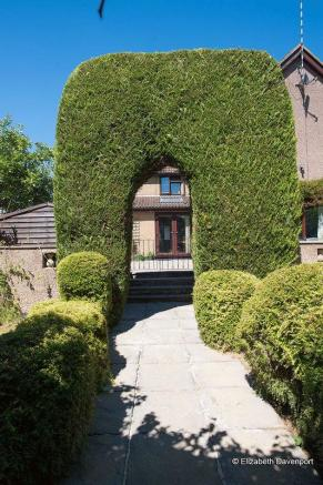 Topiary Archway
