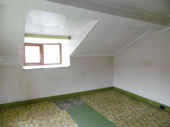 Rear Domer Bedroom