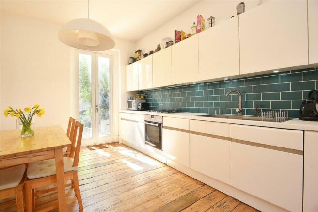 Kitchen Area Part 1