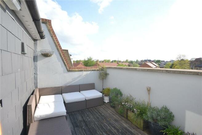 Roof Terrace Part 1