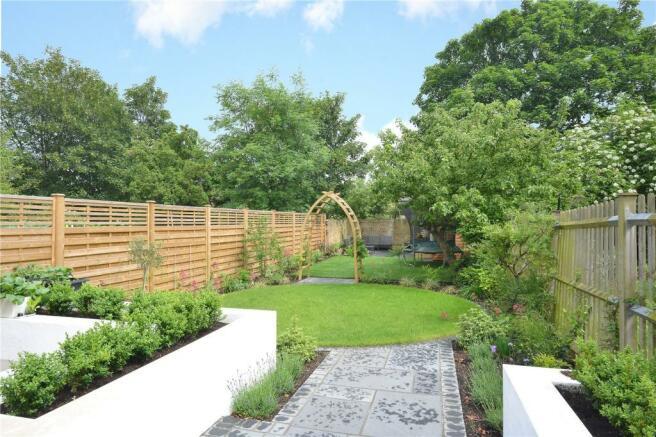 Garden Part Three