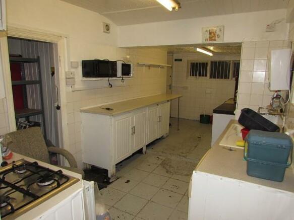 Kitchen/Prep Area