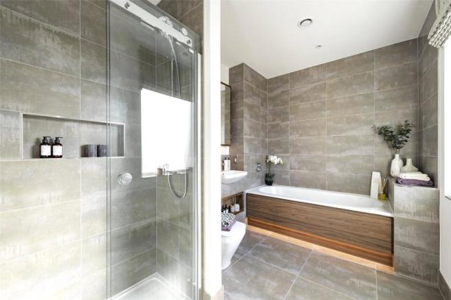 The Avenue Bathroom