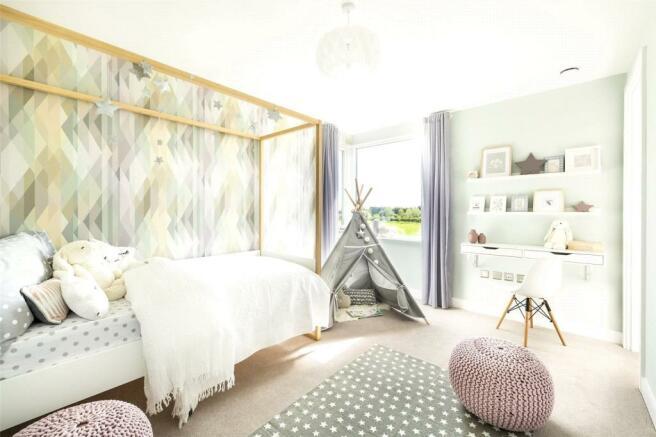 The Avenue Bedroom