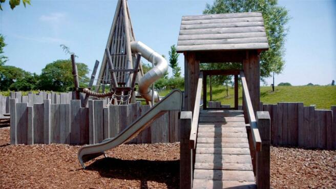 Eddington Play Area