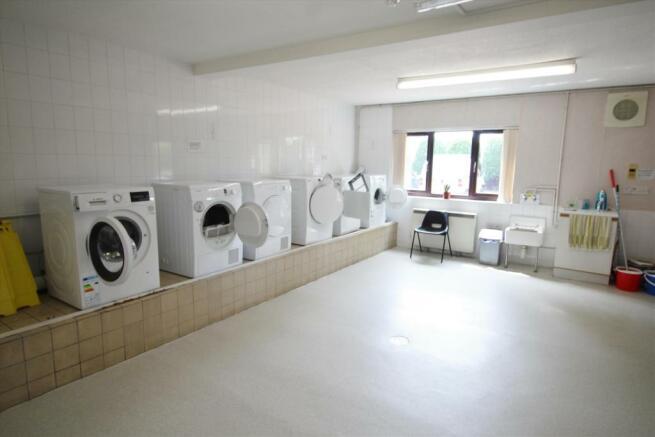 Communial Laundry