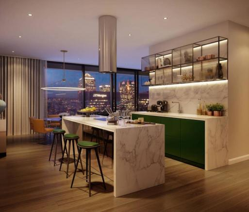 One Bedroom Apartment London Rent: 1 Bedroom Flat To Rent In Wardian London, Canary Wharf
