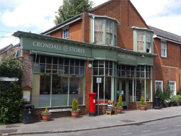 Crondall Stores