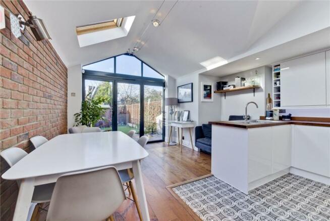 3 Bedroom Semi Detached House For Sale In Park Road Farnham