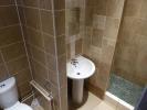 Fully Tiled Shower
