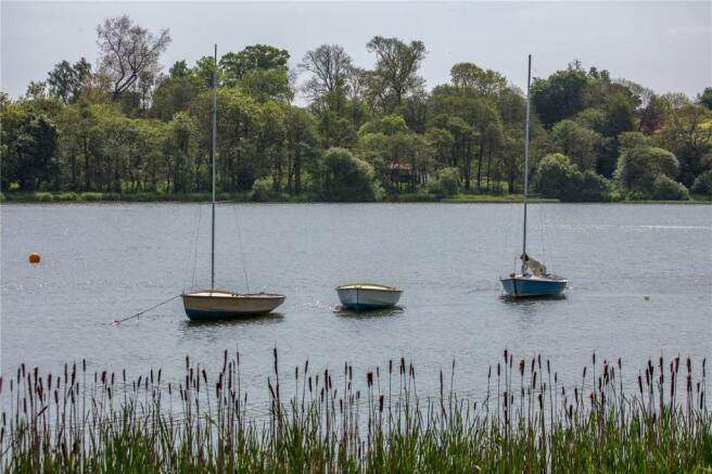 Boats On Loch