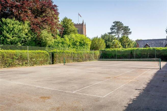 Lot 2. Tennis Court