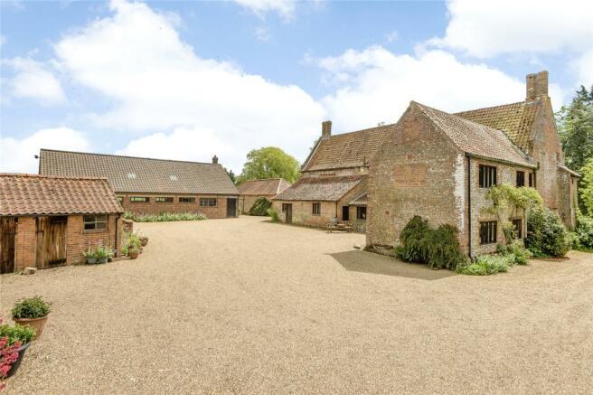 Blue Tile Farmhouse
