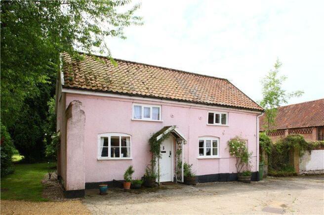 Burfield Cottage