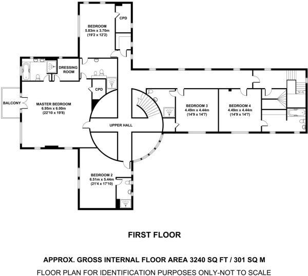 Ebony Hall 1st Floor