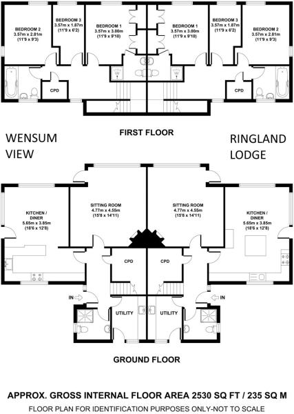 Lodge & Wensum View