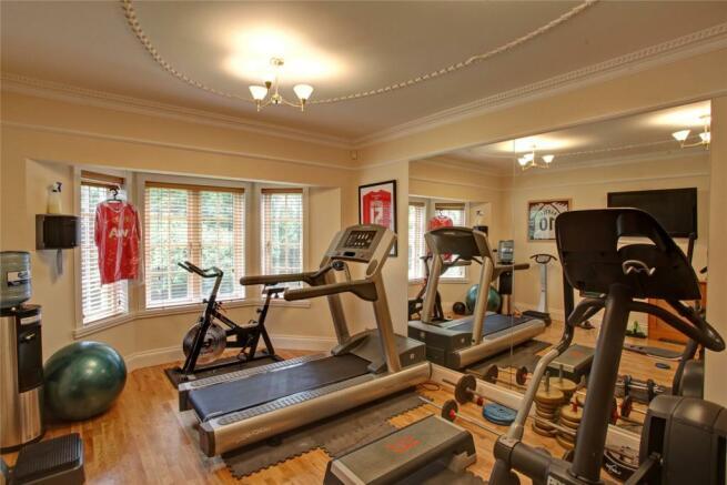 Gym/ Office