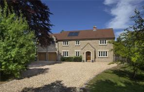 Photo of Abingdon Road, Standlake, Witney, Oxfordshire, OX29