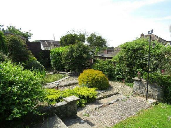 Rear Garden...