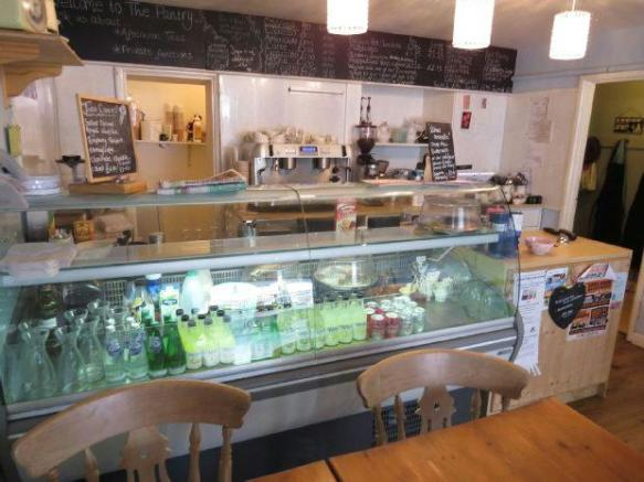 Serving Area