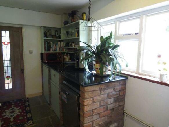 Kitchen Area..