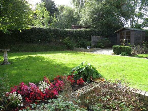Rear Garden..