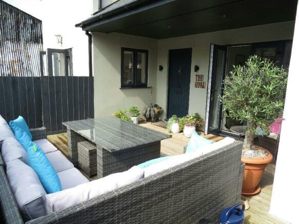 Decked Terrace
