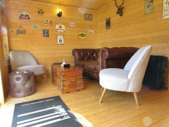 Timber Lodge.