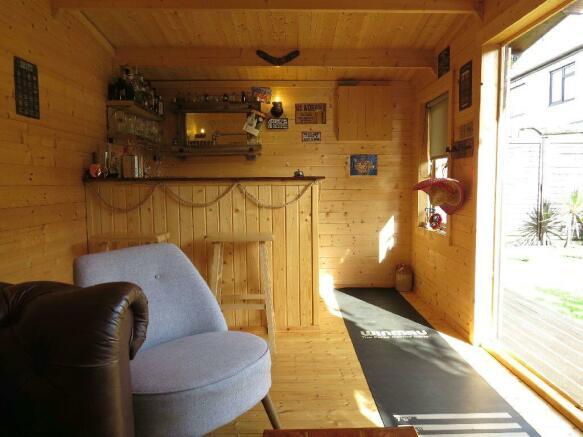 Timber Lodge..