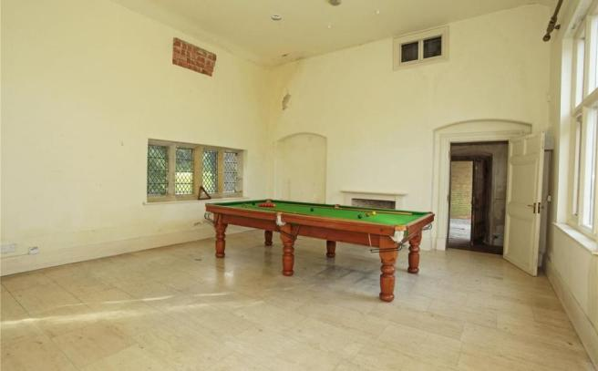 Tower Games Room