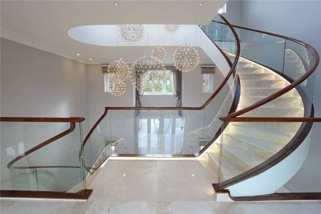 Landing & Staircase
