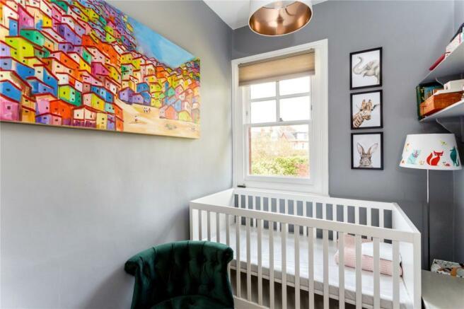 Bedroom 3 / Nursery