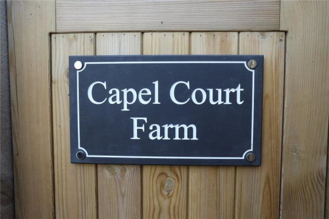 Capel Court Farm