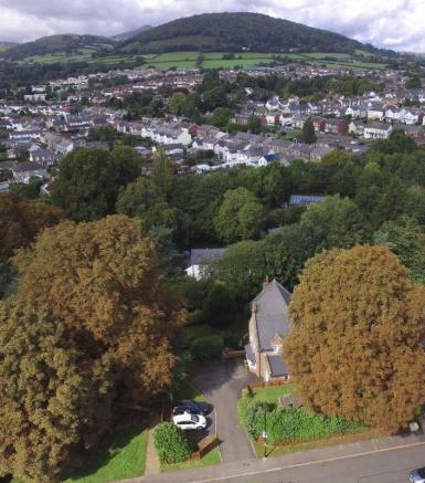 Drone Photograph