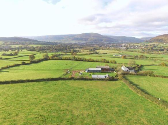 Drone Photograph