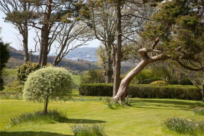 Gardens and Views