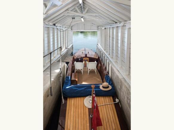 Boathouse Internal