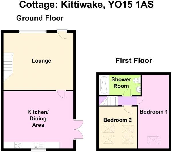 Kittiwake Floorplan