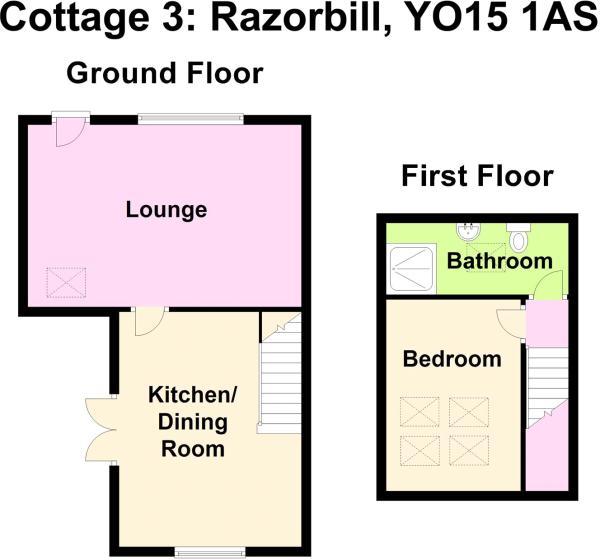 Razorbill Floorplan