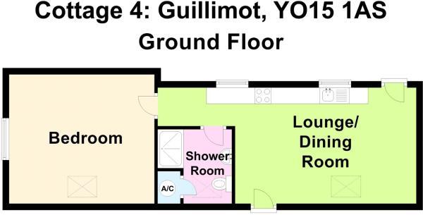 Gullimot Floorplan