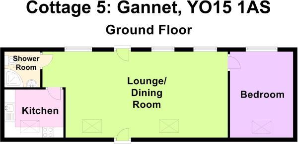 Gannet Floorplan