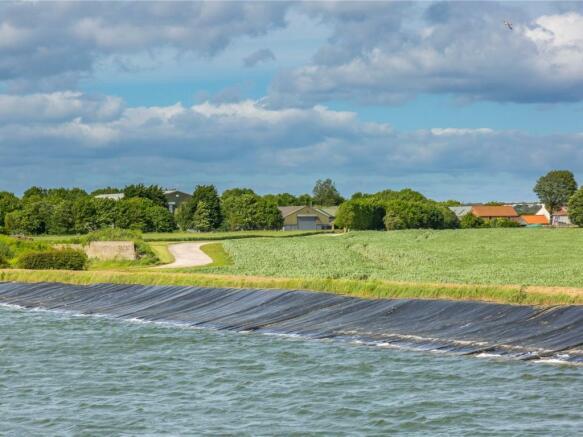 Irrigation Lagoon