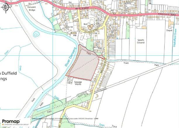 Lot 1 Boundary Plan
