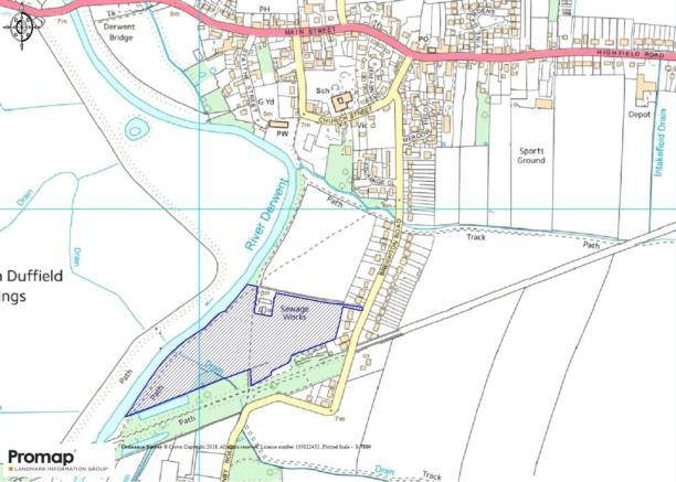 Lot 2 Boundary Plan