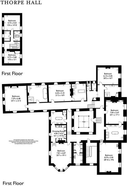 Floorplan 1st Floor