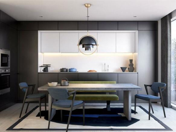 Appartment Kitchen